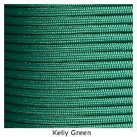 550 Paracord Type III - Kelly Green - Mad City Outdoor Gear