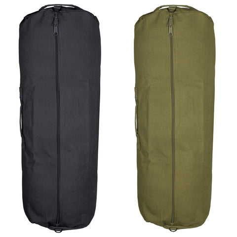 Tru-Spec Canvas Zipper Duffle