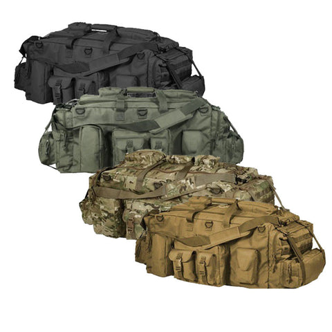 Voodoo Tactical Mojo Load-Out Bag with Backpack Straps - Mad City Outdoor Gear