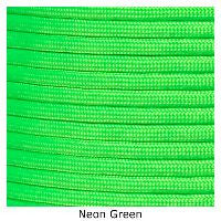 550 Paracord Type III - Neon Green - Mad City Outdoor Gear
