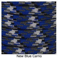 550 Paracord Type III - New Blue Camo - Mad City Outdoor Gear