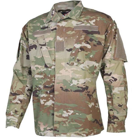 Tru-Spec Official OCP Scorpion W2 Uniform BDU Shirt