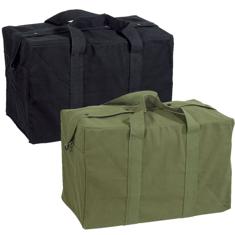 Tru-Spec Canvas Parachute Cargo Bag