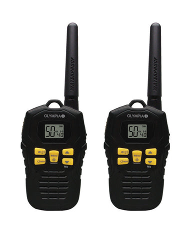Olympia R100 37-Mile Range Radio - Mad City Outdoor Gear