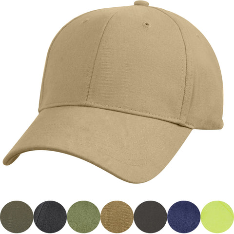 Rothco Supreme Solid Color Low Profile Cap