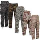 Rothco Tactical BDU Camouflage Pants