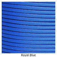550 Paracord Type III - Royal Blue - Mad City Outdoor Gear