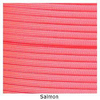 550 Paracord Type III - Salmon - Mad City Outdoor Gear