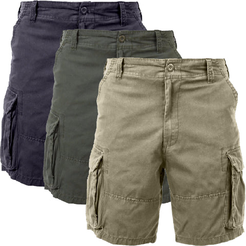 df274222d8 Rothco Vintage Solid Paratrooper Cargo Short – Mad City Outdoor Gear