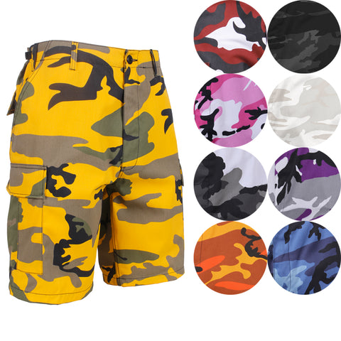 Rothco BDU Camouflage Shorts