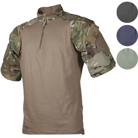 Tru-Spec 1/4 Zip Short Sleeve Combat Shirt