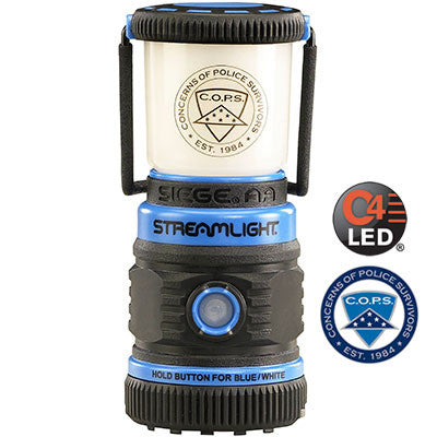 Streamlight Siege AA - Blue Lantern - Mad City Outdoor Gear