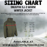 Snugpak SJ-3 Warm Winter Jacket