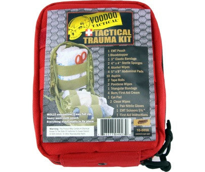 Voodoo Tactical Trauma Kit - Mad City Outdoor Gear