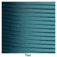550 Paracord Type III - Teal - Mad City Outdoor Gear