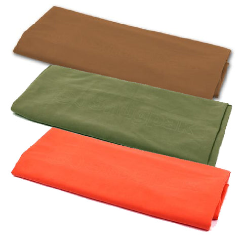 Snugpak - Travel Towels: Head to Toe sales for $15.9.