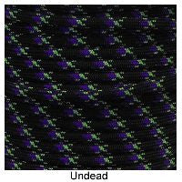 550 Paracord Type III - Undead - Mad City Outdoor Gear