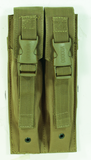 Voodoo Tactical MP5 Mag Pouch Double - Mad City Outdoor Gear