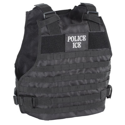 Voodoo Tactical Plate Carrier Vest- ICE