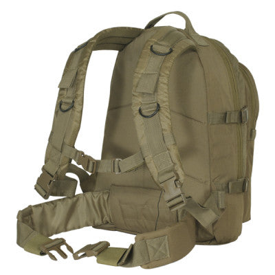 "Voodoo Tactical 3-Day Assault Pack with ""Voodoo Skin"" - Mad City Outdoor Gear"