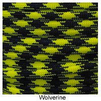 550 Paracord Type III - Wolverine - Mad City Outdoor Gear