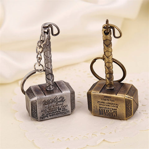 Thor Hammer Keychain Keychain Buy top quality Thor Hammer Keychain Keychain online in India at low price. get free shipping all across India Only at  Dot Aero