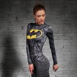 Batman Women's Compression Shirt Compression Shirt Buy top quality Batman Women's Compression Shirt Compression Shirt online in India at low price. get free shipping all across India Only at  Dot Aero
