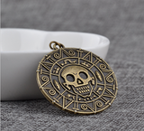 Pirates Of The Caribbean Aztec Keychain