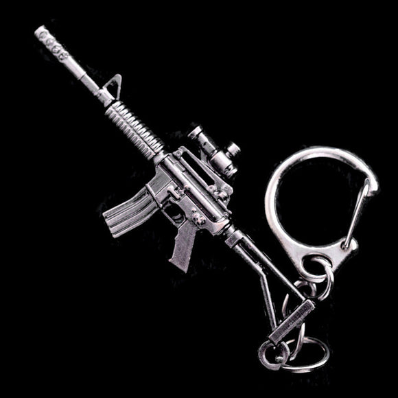 M16 Gun Keychain Keychain Buy top quality M16 Gun Keychain Keychain online in India at low price. get free shipping all across India Only at  Dot Aero