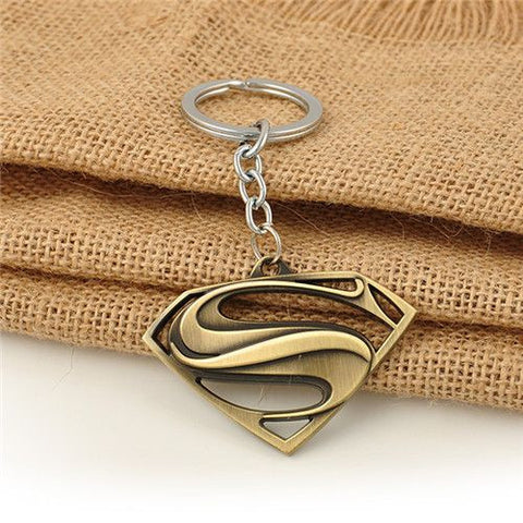 Superman Logo Keychain Keychain Buy top quality Superman Logo Keychain Keychain online in India at low price. get free shipping all across India Only at  Dot Aero
