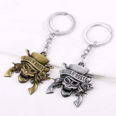 Guns N' Roses Keychain Keychain Buy top quality Guns N' Roses Keychain Keychain online in India at low price. get free shipping all across India Only at  Dot Aero