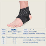 Ankle Protector Sports Ankle Support Elastic Ankle Brace Guard (1PCS)