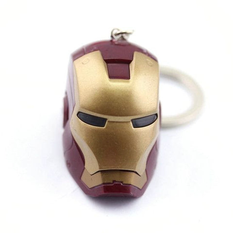 Marvel Comics Retro The Avengers Iron Man Mask Keychain Keychain Buy top quality Marvel Comics Retro The Avengers Iron Man Mask Keychain Keychain online in India at low price. get free shipping all across India Only at  Dot Aero