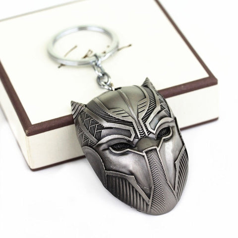 Marvel Black Panther Metal Keychain Keychain Buy top quality Marvel Black Panther Metal Keychain Keychain online in India at low price. get free shipping all across India Only at  Dot Aero
