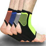 Sports Ankle Support Ankle Pads Elastic Brace Guard (1PCS)