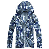 Camouflage Quick Drying Ultra-Thin  Waterproof Jacket (7 Colors)