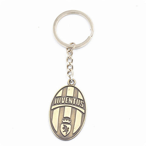 Juventus Football Club Logo Metal keychain