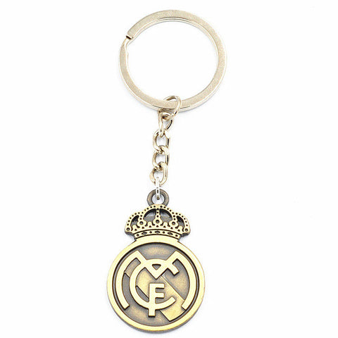 Real Madrid Football Club Logo Metal keychain