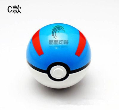 Pokemon Pokeball (7 cms)  Buy top quality Pokemon Pokeball (7 cms)  online in India at low price. get free shipping all across India Only at  Dot Aero