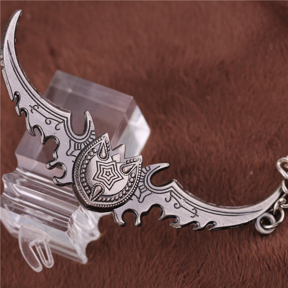 Wow  World Of Warcraft Warglaive of Azzinoth Weapon Keychain Keychain Buy top quality Wow  World Of Warcraft Warglaive of Azzinoth Weapon Keychain Keychain online in India at low price. get free shipping all across India Only at  Dot Aero