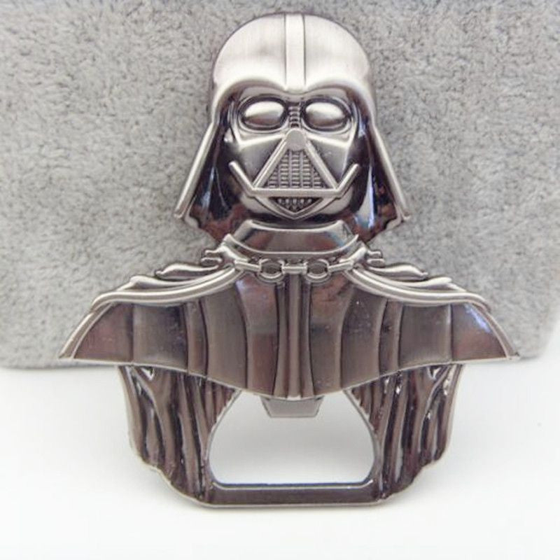 Star Wars  Darth Vader Beer Bottle Opener keychain