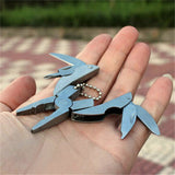 Foldaway Pocket Multi Function Tools Set Mini  Keychain Keychain Buy top quality Foldaway Pocket Multi Function Tools Set Mini  Keychain Keychain online in India at low price. get free shipping all across India Only at  Dot Aero