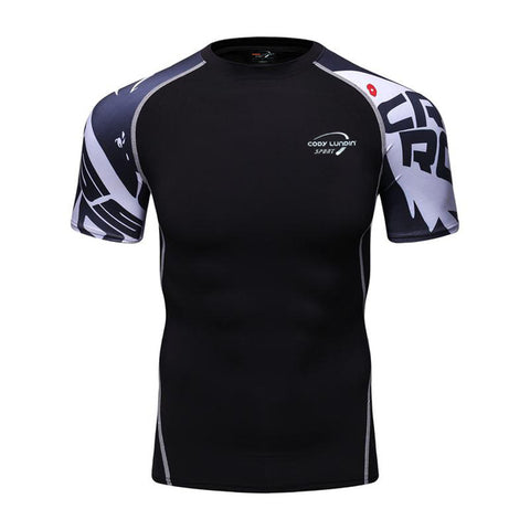 Crossfit Compression Shirts