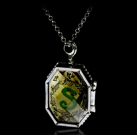 Salazar Slytherin Horcrux Pendant Necklace
