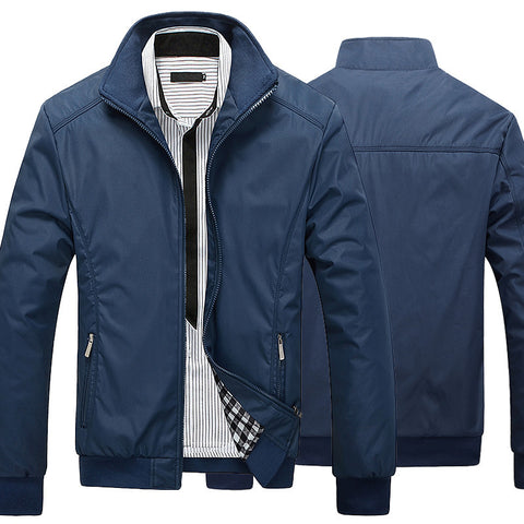 DA557 Overcoat Waterproof Jacket (3 Colors)