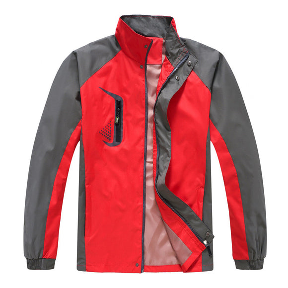 Vega Lightweight Breathable Waterproof Jacket