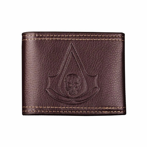 Assassins Creed Leather Wallet Wallet Buy top quality Assassins Creed Leather Wallet Wallet online in India at low price. get free shipping all across India Only at  Dot Aero