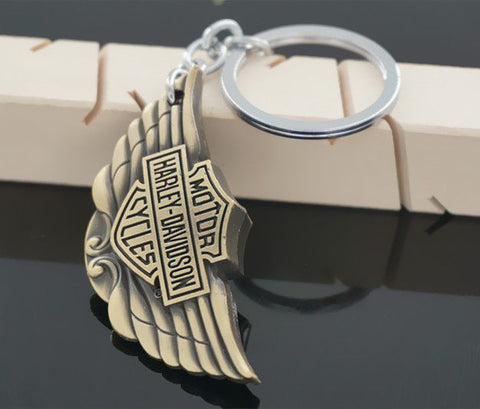 Harley Davidson Motorcycle Logo Metal Keychain Keychain Buy top quality Harley Davidson Motorcycle Logo Metal Keychain Keychain online in India at low price. get free shipping all across India Only at  Dot Aero