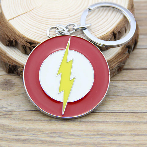 The Flash Logo Red Keychain Keychain Buy top quality The Flash Logo Red Keychain Keychain online in India at low price. get free shipping all across India Only at  Dot Aero