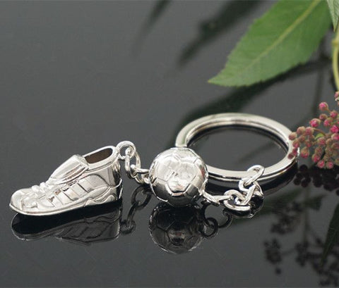 Football & Shoes/Studs Metal Keychain Keychain Buy top quality Football & Shoes/Studs Metal Keychain Keychain online in India at low price. get free shipping all across India Only at  Dot Aero